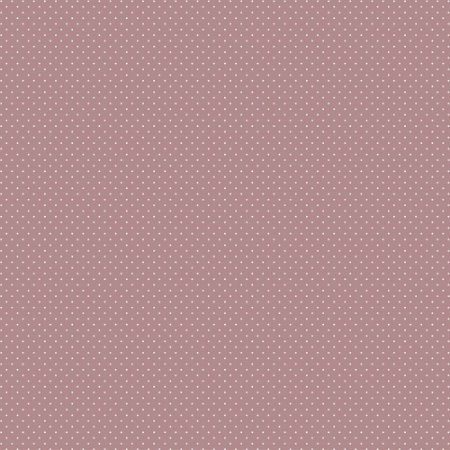 Tricoline Estampado Poá Rosa Rei, 100% Algodão, Unid. 50cm x 1,50mt