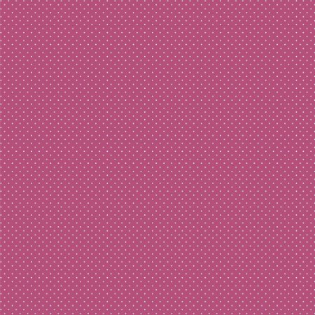 Tricoline Estampado Poá Pink, 100% Algodão, Unid. 50cm x 1,50mt