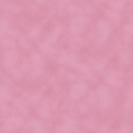 Tricoline Estampado Poeira Rosa, 100% Algodão, Unid. 50cm x 1,50mt