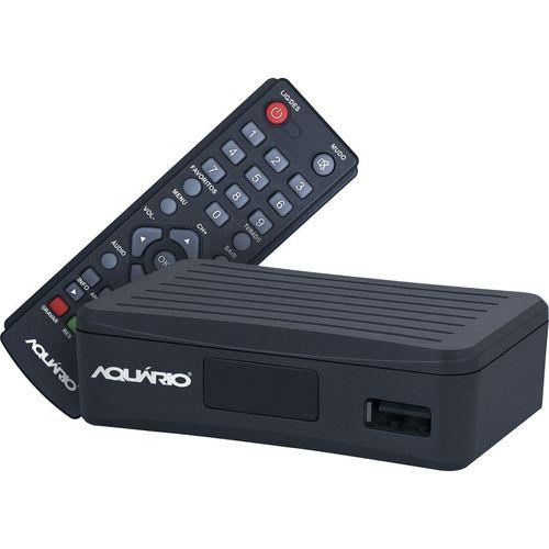 Mini Conversor e Gravador Digital DTV-4000S  AQUÁRIO