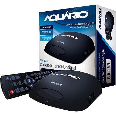 Conversor Gravador Digital Aquário DTV-7000s