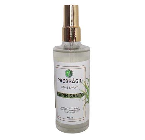 Home Spray Presságio- Capim Santo