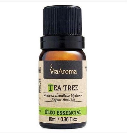 PROMOÇÃO Óleo Essencial de Melaleuca (Tea tree)