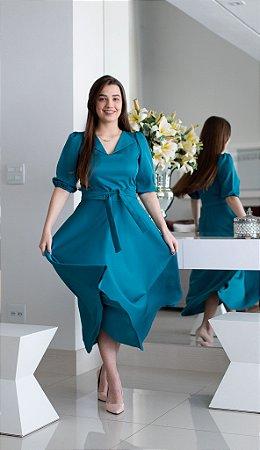 Vestido Gênova