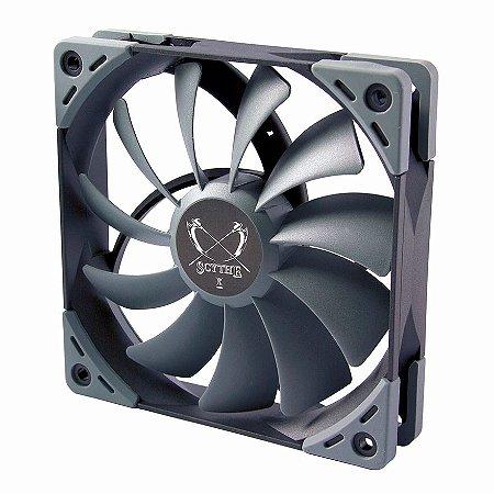 Cooler Fan Scythe Kaze Flex Sealed Precision FBD 120 mm PWN 300-1200 RPM