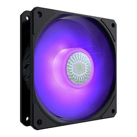 Cooler FAN Cooler Master SickleFlow 120mm RGB 12v 4 Pinos