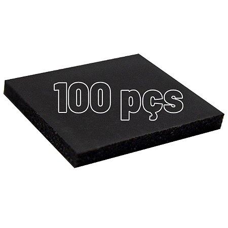 Thermal Pad Térmica 10mmX10mmX1mm 100 Pçs Para Ps3 Ps4 e Gpu