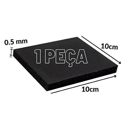 Thermal Pad 1 Peça 100mmx100mm 0.5mm Para Consoles GPU