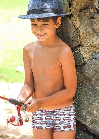 Sunga Infantil Menino Box Rio - Nino