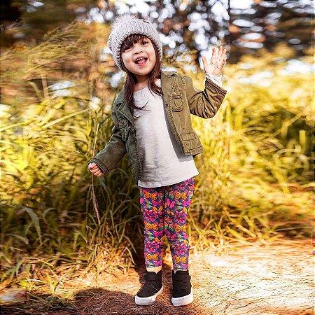 Legging Infantil Lului - Iris