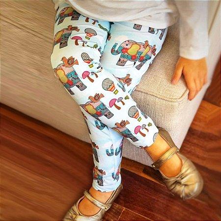 Legging Infantil Lului - Luna