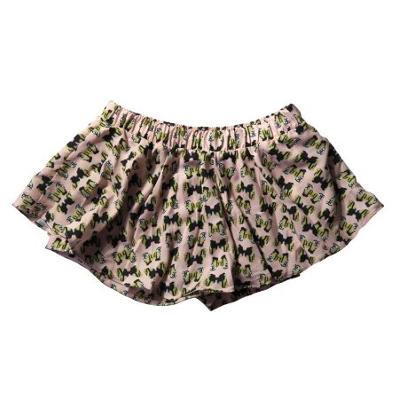 Short Saia Infantil Santa Teresa - Nalu