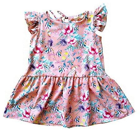 Vestido Infantil Sardinia - Lia Rose