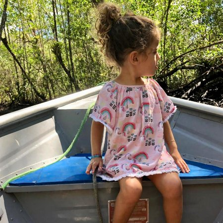 Vestido Infantil Lucy - Rosy