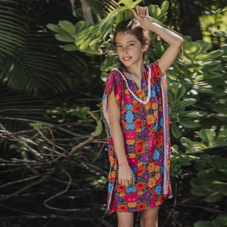Vestido Infantil Copacabana - Zoe