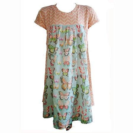 Vestido Infantil Floral - Tiare/Maya