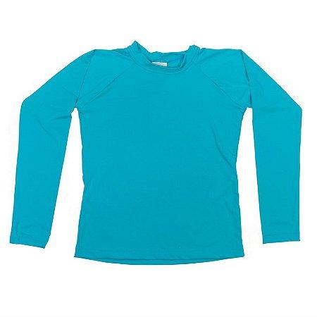 Camisa UV Infantil Menino Manga Longa Leon - Thaiti