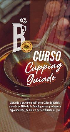 Curso - Cupping Guiado