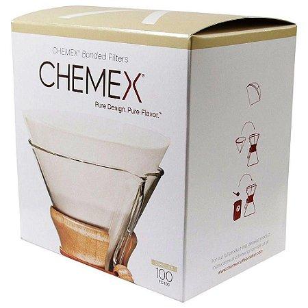 Filtro de papel Chemex Circular 100UN