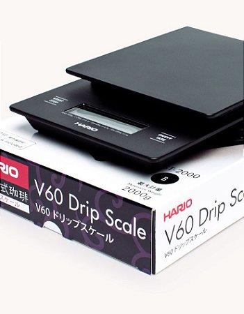 Balança Hario V60 Drip Scale 2000g