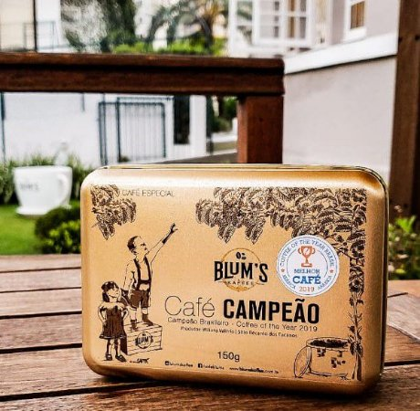 Café Campeão Coffee Of The Year 2019 150g