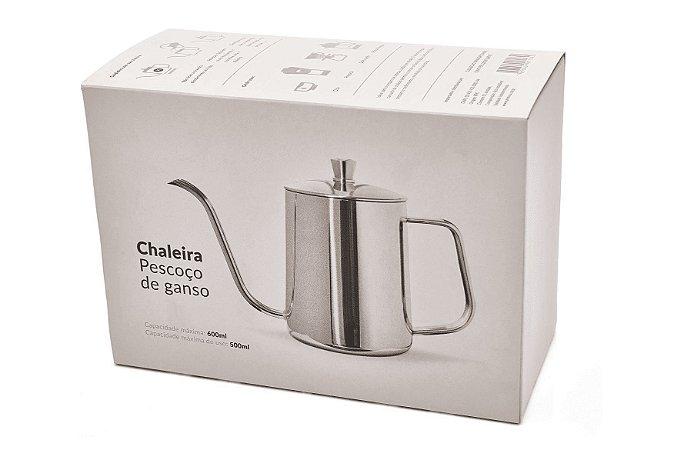 CHALEIRA PESCOÇO DE GANSO - PRESSCA 500ml