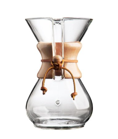 Cafeteira Chemex - Filter Drip Coffeemaker - 6 cup