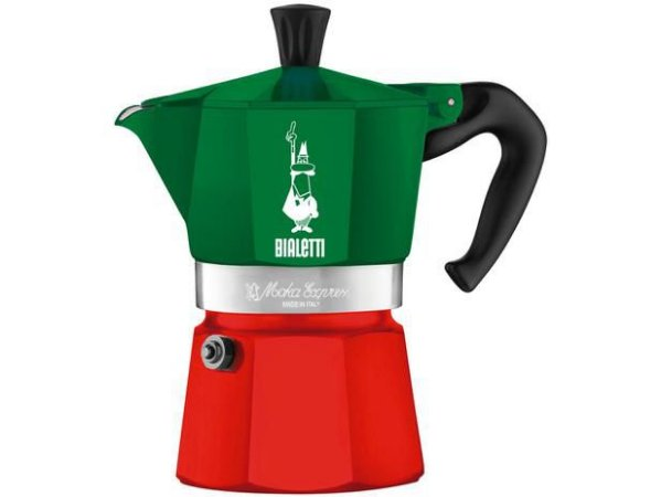 Cafeteira Bialetti Italiana - Moka - 3 Cups