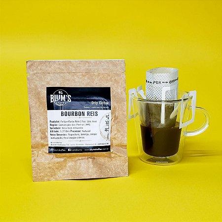 Drip Coffee Individual - Café Especial Bourbon 10g