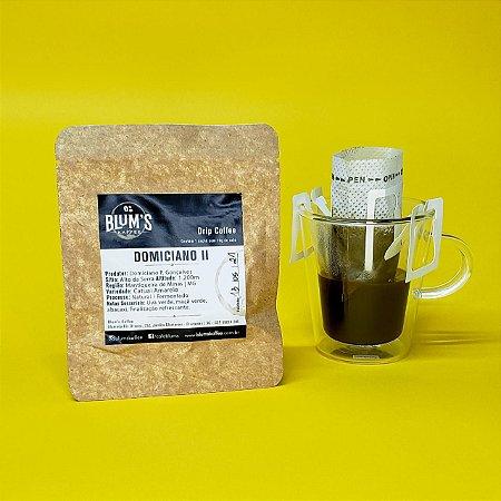 Drip Coffee Individual - Café Especial Domiciano II 10g