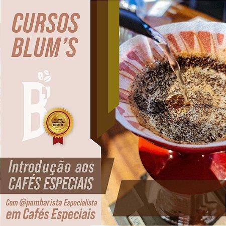 Curso - Introdução aos Cafés Especiais