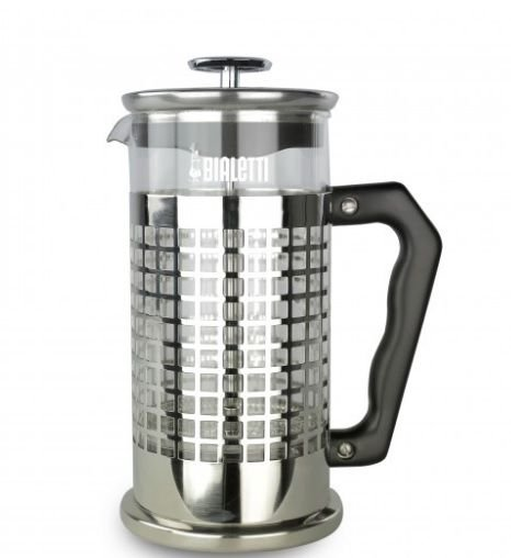 Cafeteira Bialetti French Press 1L Trendy Inox