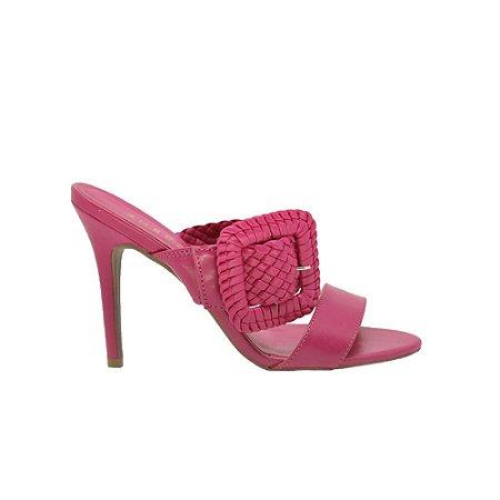 Sandália Mule SHEPZ Pink