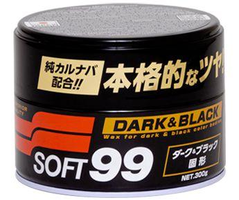 CERA DARK & BLACK 300GR SOFT99