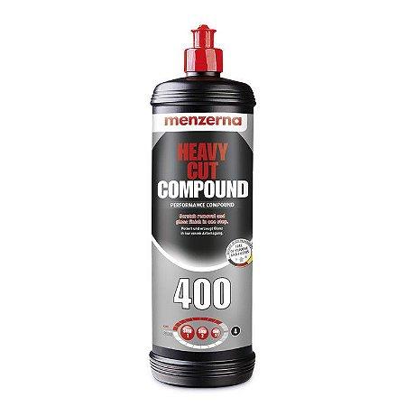 COMPOSTO HEAVY  CUT  COMPOUND  400 1LT - MENZERNA