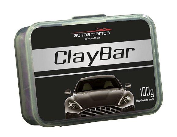 BARRA DESCONTAMINANTE CLAYBAR AUTOAMERICA – 100G