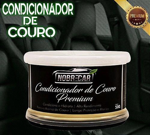 CONDICIONADOR DE COURO PREMIUM 500G NOBRE CAR
