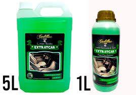 Limpador Sanitizante De Tecidos Para Extratoras Extratcar - Cadillac