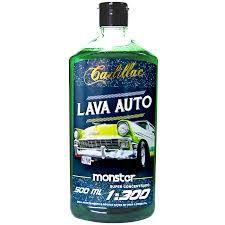 Lava Auto Monster Diluição 1:300L Cadillac