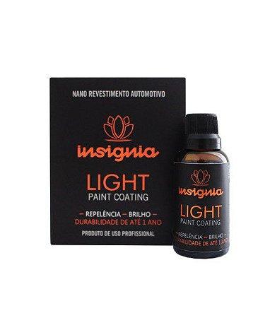 INSIGNIA LIGHT 30ML – COATING AUTOMOTIVO 30ML – EASYTECH