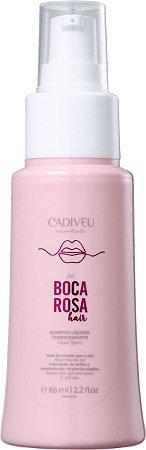 Cadiveu Boca Rosa Quartzo Líquido Condicionante  Sérum Capilar 65ml