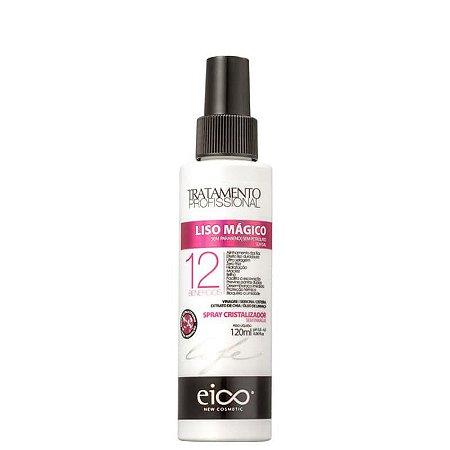 Eico Liso Mágico Life Spray Cristalizador 12 Benefícios 120ml