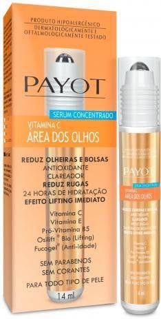 Payot  Sérum Vitamina C Para Área dos Olhos 14ml