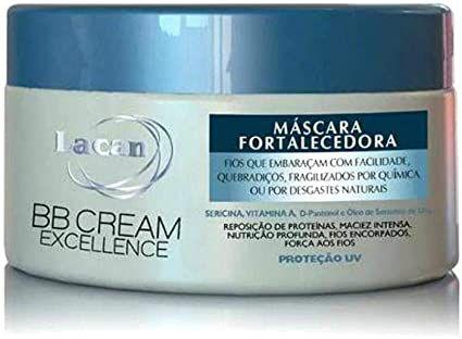 Máscara Lacan Bb Cream - 300g