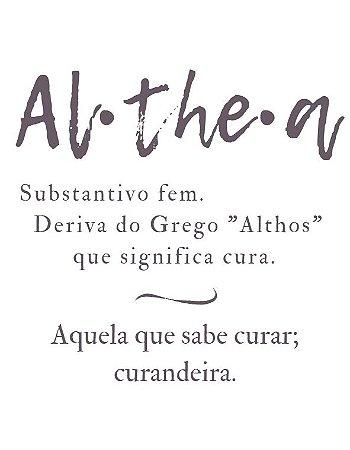 Camiseta Althea Significado