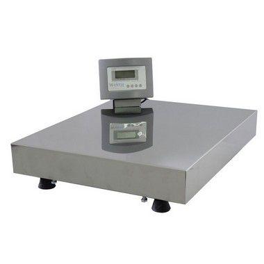 Balança Comercial Eletrônica W300 sem coluna Welmy 300 kg 40x50cm