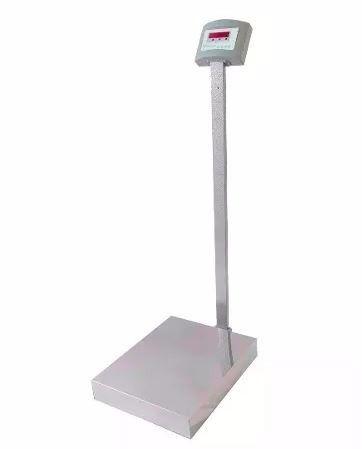 Balança Comercial W300 50x60cm Com Coluna 300 Kg - Welmy