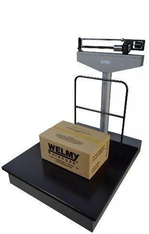 Balança Industrial Mecânica 106ch 500 Kg Welmy