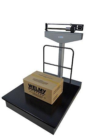 Balança Industrial Mecânica 108ch 1000 Kg Welmy