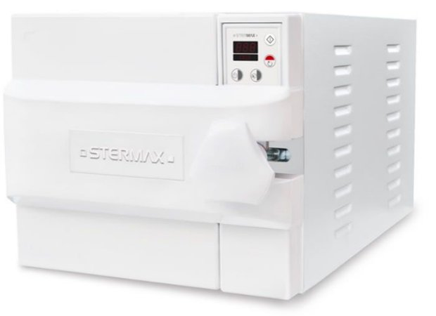 Autoclave Digital Horizontal 40 Litros Stermax